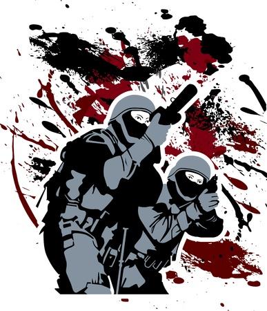 elite: Elite soldiers