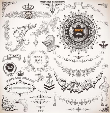 Elementi di design Archivio Fotografico - 23642227