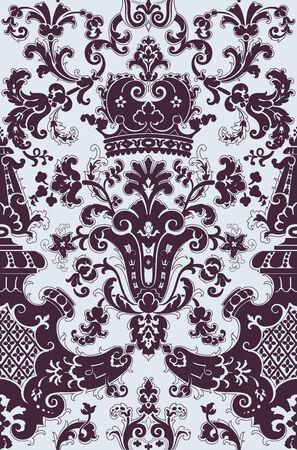 baroque: Baroque pattern