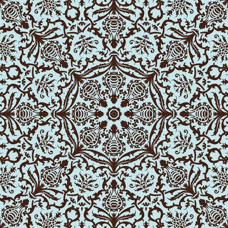 architectonic: Vector pattern