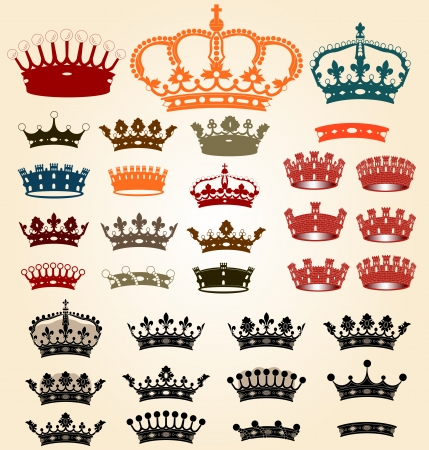 beauty queen: Ornaments