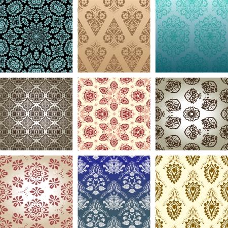 architectonic: Wallpapers set