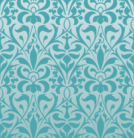 arabesque antique: Retro pattern