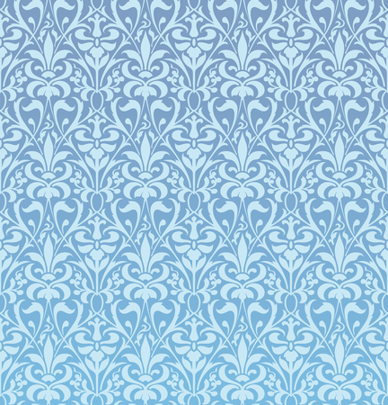 Baroque pattern Stock Vector - 24664605