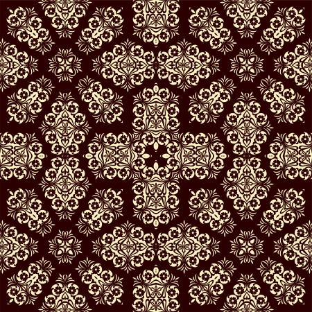 Baroque pattern Stock Vector - 25200059
