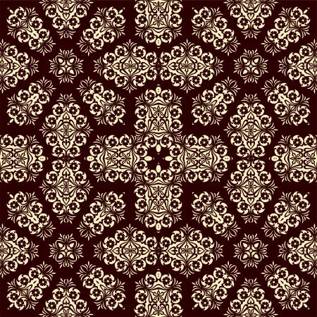 Baroque pattern Stock Vector - 25200059