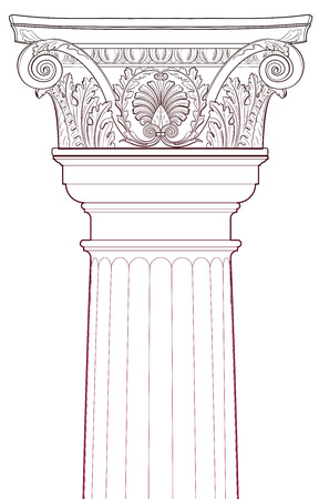 roman column: Design Elements - Ancient Column