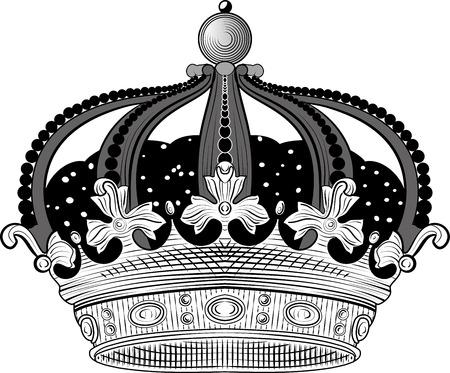 King crown Vector