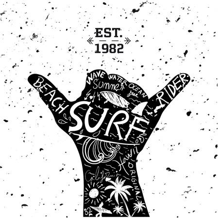 서핑 디자인