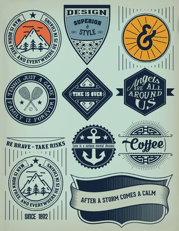 insignias: Vintage Insignias