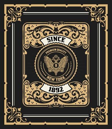 card: Vintage Card