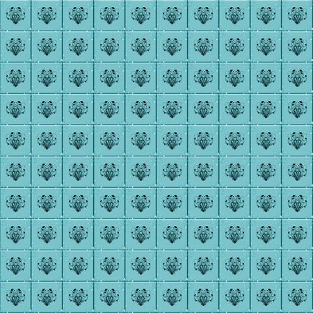 Seamless background for wallpaper or textile with classy patterns Stock Photo - 7524733