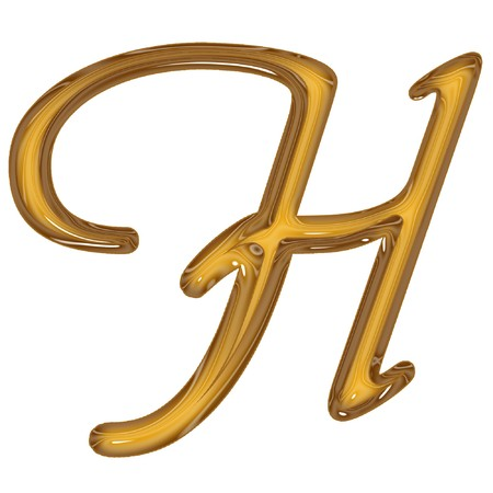 Latin alphabet symbol for web or writing Stock Photo - 7640474