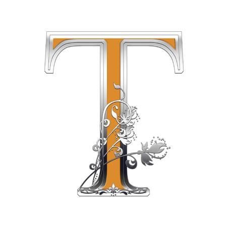 Latin alphabet symbol for web or writing Stock Photo - 7640241
