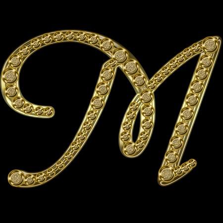 Alphabet symbol for web or writing