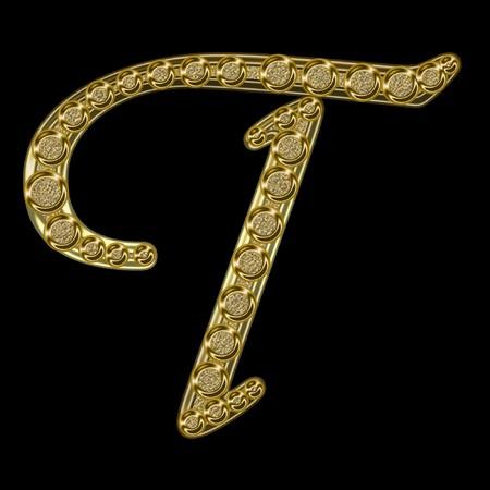 Alphabet symbol for web or writing photo