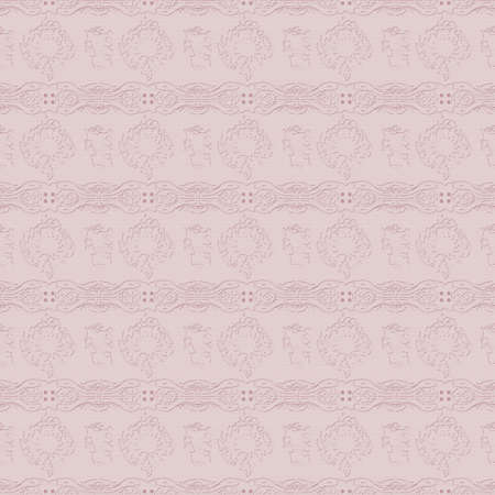 Seamless Damask wallpaper Stock Photo - 8686388