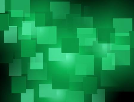 Green abstract background, elegant design vector illustration Vector
