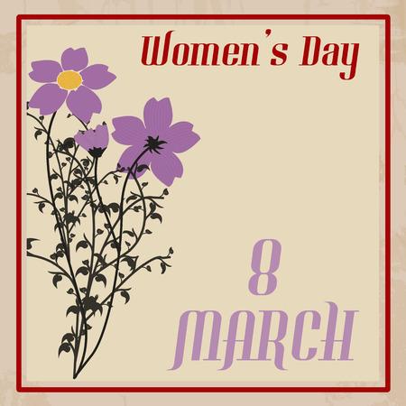 women s day: Vintage women