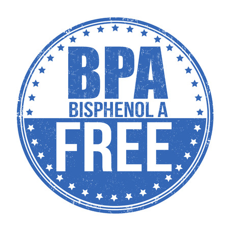 BPA Bisphenol-A free grunge rubber stamp on white background, vector illustration Vector