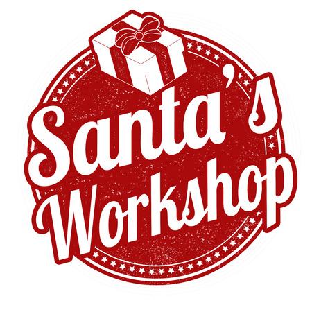 workshop: Santa
