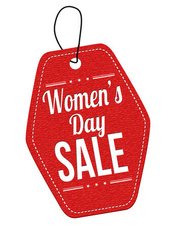 womens day: Womens day sale Illustration