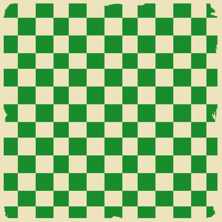 Retro tablecloth texture illustration