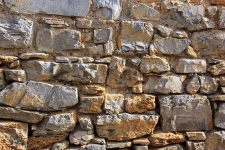 wall texture: Background of stone wall texture Stock Photo