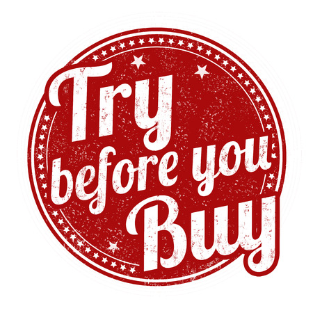 Try Before Buy Stock Photos Images. Royalty Free Try Before Buy ...