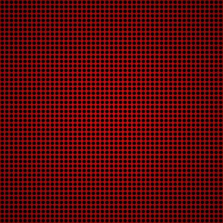red metal: Red metal texture stainless steel background, vector illustration