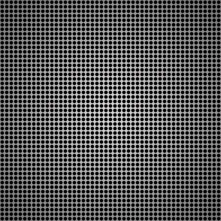 grey background texture: Grey metal texture stainless steel background, vector illustration