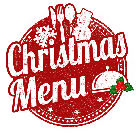 Christmas Dinner Clipart.11 536 Christmas Menu Stock Vector Illustration And Royalty
