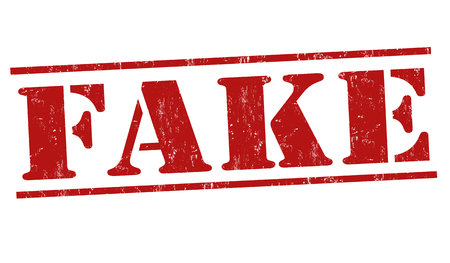 internet mark: Fake grunge rubber stamp on white background, vector illustration