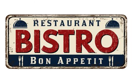 Restaurant banner.