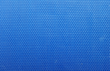 Blue canvas texture for background