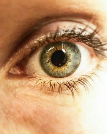 eyes like a mirror of my soul