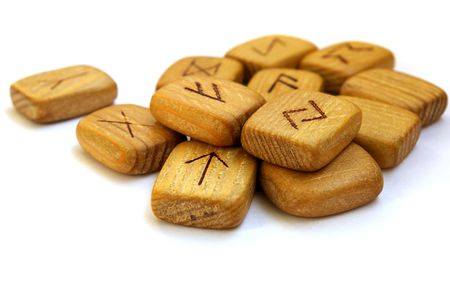 runes: Vieux bois runes