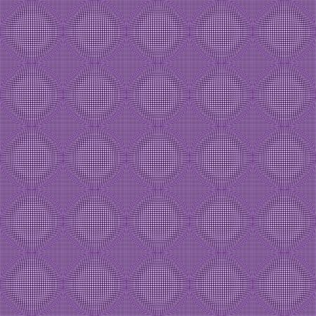 shere: Abstract texture  from   convex violet sphere patterns