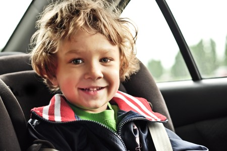 four year old: Little boy Stock Photo