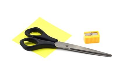 Office scissors  Stock Photo - 7546425