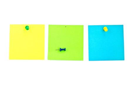 Three memory stickers photo