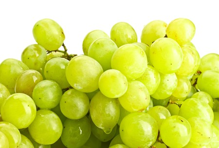 Grape close-up