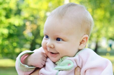 Baby-girl Stock Photo - 8085129