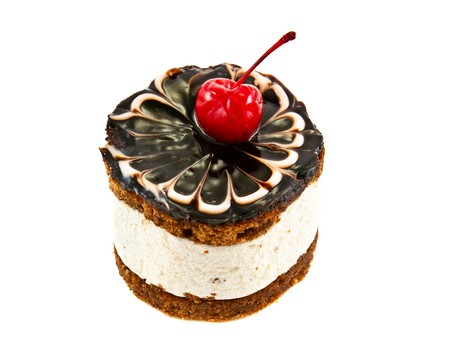 Chocolate cake Stock Photo - 8251463