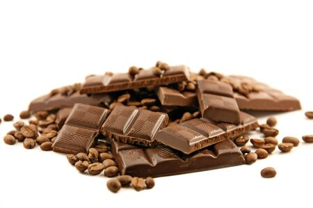 Chocolate bars Stock Photo - 8403290