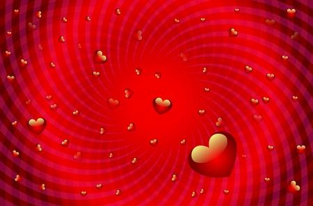 Valentines background Vector