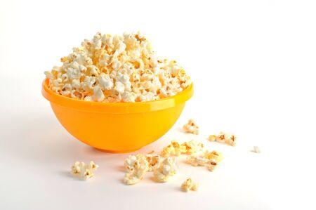 bowls of popcorn: Popcorn