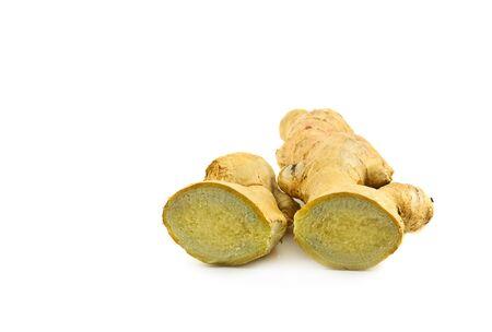 fresh ginger: Fresh ginger root