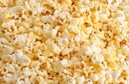 Popcorn-Textur