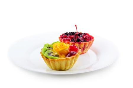 Two cupcakes Stock Photo - 8984437